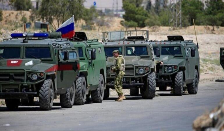 Rusya konvoyu