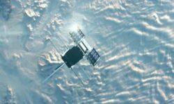 NorSat-1 i bane
