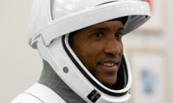 spaceX astronotu victor glover