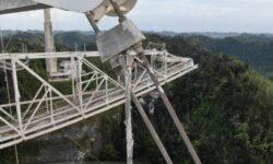 Arecibo-Teleskobu-çöktü
