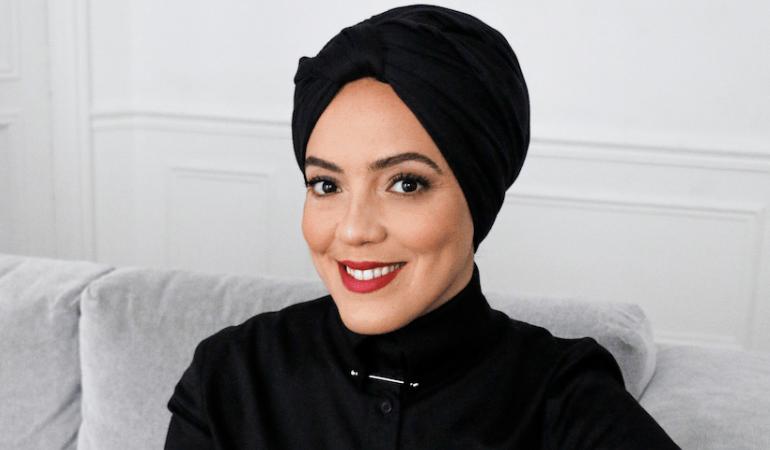nadiya-lazzouni-başörtülü-gazeteci-fransa-tetdit