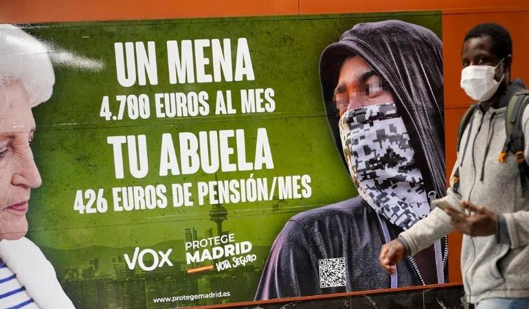 vox-göçmen-karşıtı-sağcı-parti-soruşturma
