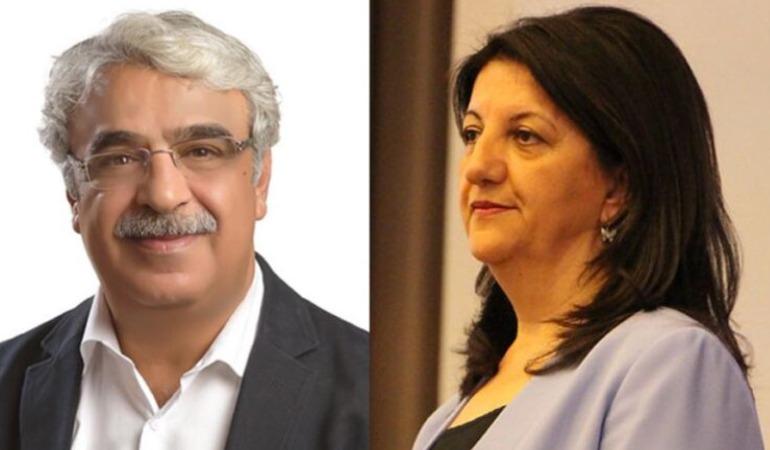 HDP'den 'İsrail ve Filistin' için çağrı