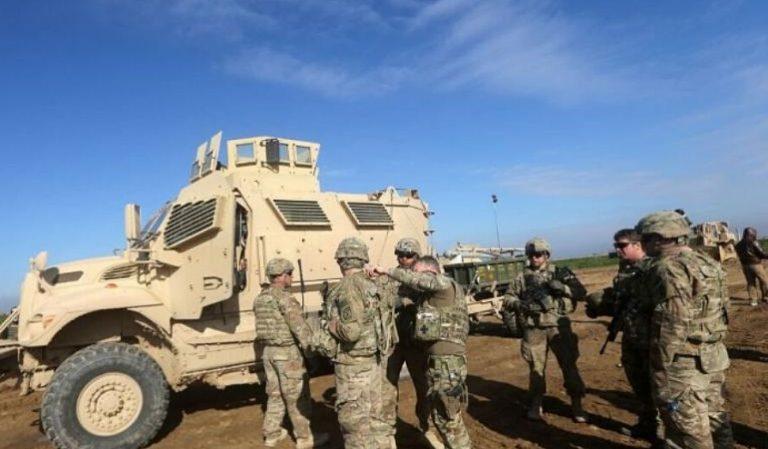 ABD askerleri Irak'tan çekilmeye başladı