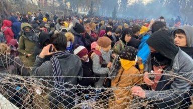 Belarus sığınmacılar