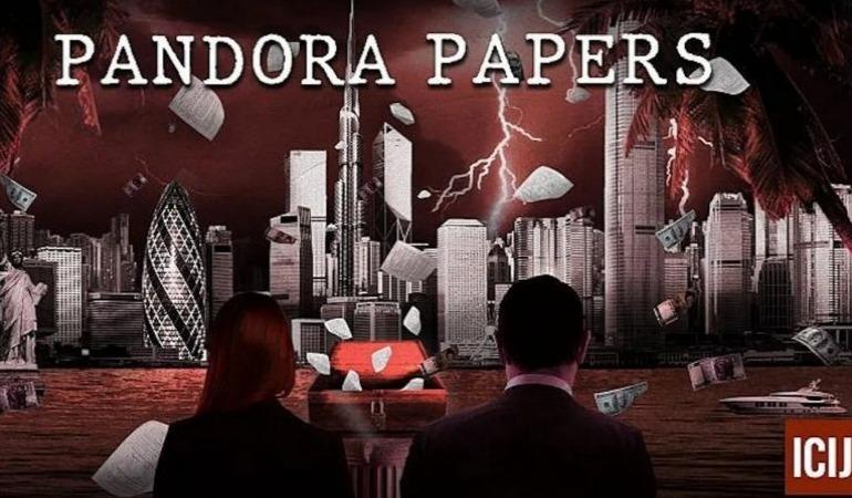 Pandora Papers belgeleri