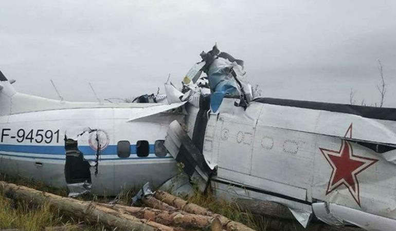 Tataristan uçak kazası